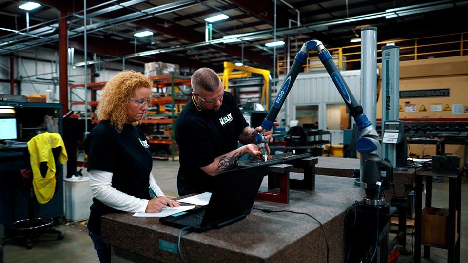 precision fabrication facility